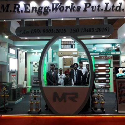 M.R Engg. Works Pvt. Ltd.